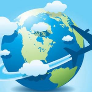 globe airplane 2